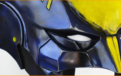 Sculpted Wolverine